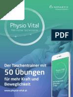 Physio Vital Voltaren App Taschentrainer A6 160208