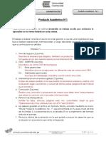 1 Administración Producto Académico N1