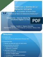 Detectores Multicanal