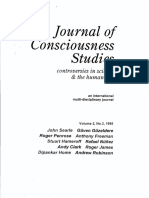 Journal of consciousness studies