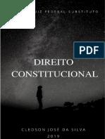 RESUMO CONTROLE DE CONSTITUCIONALIDADE