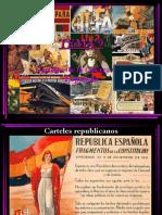 Carteles Guerra Civil española