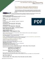Protocolos Para Testes de Avaliação Antropométrica - Cdof.com.Br