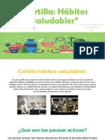 Evidencia 7 Cartilla Habitos Saludables