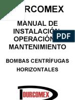 OPERACIÓN DE MANTENIMIENTO