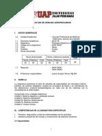 Patologia Sistemica Veterinaria UAP
