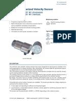 LVS-x01 M1 Datasheet