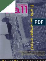 Hall Matthew - El Arte De Romper Cristal.pdf