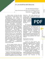 Discurso- extradiscurso en Foucault.pdf