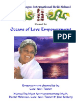 Oceans of Love Empowerment Carol Ann Tessier