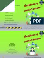 Cartilla Auditoria y Control Interno Completa