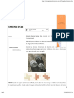 Biografia Antonio Dias