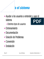 Requisitos Sistema