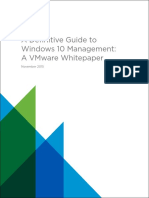 Overview of Windows 10 1703 Deployment options | Windows 10