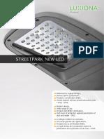 Streetpark NEW LED