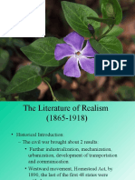 Realism Naturalism