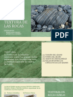 Textura de Las Rocas