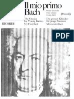 IMSLP52451-PMLP108659-Il Mio Primo Bach. Book 1 Piano