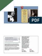 Lili Boulanger - Booklet