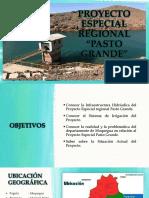 Proyecto Especial Regional Pasto Grande