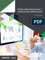 Teoria Organizacional y Habilidades Gerenciales