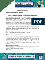 Evidencia 5 Workshop Using Verbs to Build Customer Satisfaction Tools V2Desarrollado