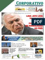 Jornal Corporativo Número 3075 de 22 de Março de 2019