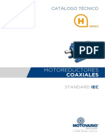 motovario_TECHNICAL CATALOGUE_H_IEC_STD_ES_rev1_2018.pdf