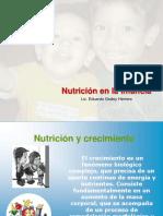 TEMA N° 2 NUTRICION EN LA INFANCIA