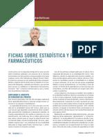 Ficha sobre estadística y procesos farmacéuticos