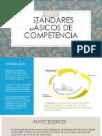 Estandares Basicos de Competencia