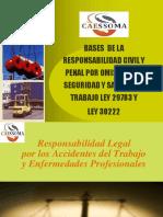 Bases de Responsabilidad Civil y Penal Caessoma Sac