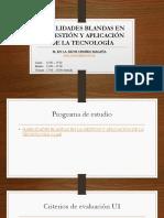 Habilidades Blandas Clase