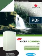 Micra Condens 26