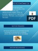 Los sectores económicos Santiago Narvaez.pptx