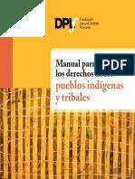 Manual para defender los derechos de pueblos indígenas