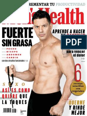 la dieta de peleador de 30 días pdf