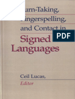 (Gallaudet Sociolinguistics) Ceil Lucas-Turn-Taking, Fingerspelling, and Contact in Signed Languages (Gallaudet Sociolinguistics)-Gallaudet University Press (2002).pdf