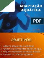 Adaptação Aquática