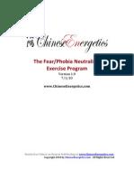 ChineseEnergeticsFearPhobiaExerciseProgram