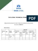 Fittings forHydraulic Application