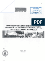 Diagnostico de Brechas PMI 2019 2021