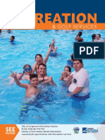 Longmont Recreation Summer 2019 Brochure