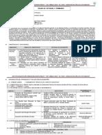 Estructura de Proyecto y Actividades Eds