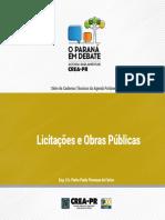 Licitacoes e Obras Publicas
