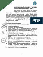 Convenio Oefa y La Universidad Nacional Pedro Ruiz Gallo