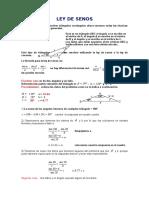 LEY DE SENOS.doc