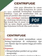 CENTRIFUGE.ppt