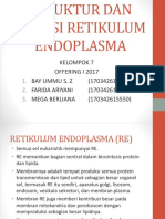 STRUKTUR DAN FUNGSI RETIKULUM ENDOPLASMA by Kel. 7.pptx
