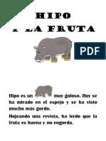 HIPO Y LA FRUTA